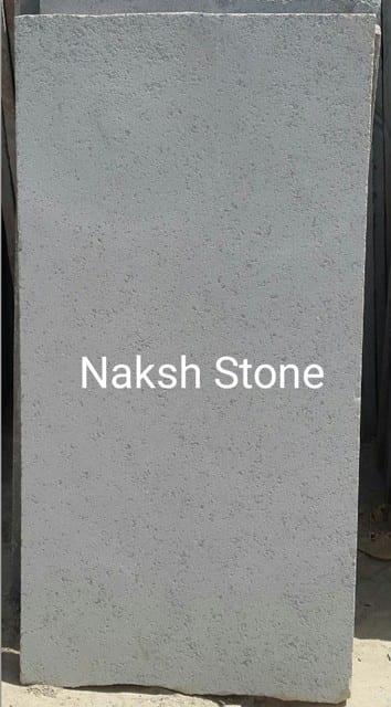 sand blast kota stone blue