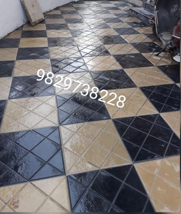 kota stone flooring color