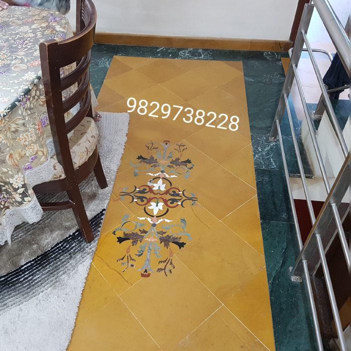 jaisalmer stone flooring price